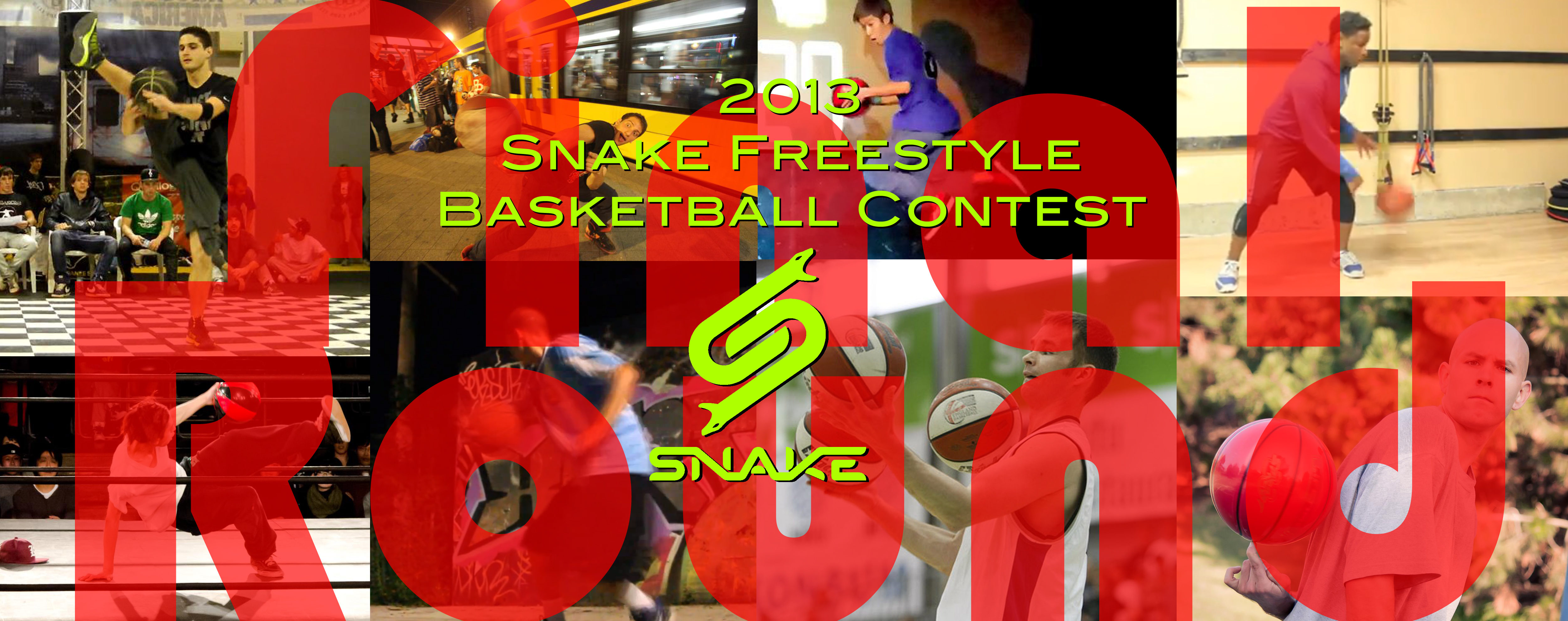 2013 Snake Freestyle Basketball Contest FINAL ROUND